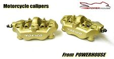Kawasaki ZX6R B1H - B2H front brake calipers refurbished exchange 2003 03