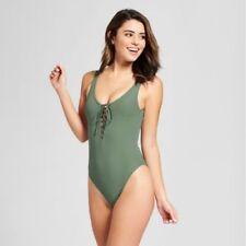 1731e38817ee4 Xhilaration Green Swimwear for Women for sale | eBay