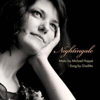 Giuditta Scorcelletti - Nightingale [New CD] Jewel Case Packaging
