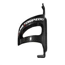 XLAB Torpedo Carbon Aero Water Bottle Cage - Triathlon/Competitive Cycling -25 g