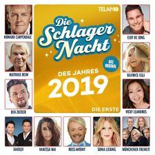 Various - Die Schlagernacht des Jahres 2019:Die Erste