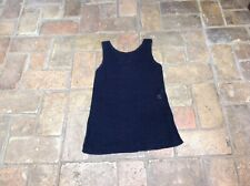 New Look black knitted top size 6