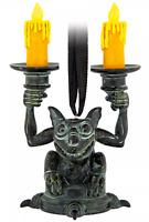 Disney Store Haunted Mansion Light Up Gargoyle Xmas Decoration Bauble Ornament