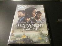 "DVD NEUF ""LE TESTAMENT CACHE"" Rooney MARA, Vanessa REDGRAVE / Jim SHERIDAN"