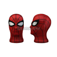Spider-Man Civil War Peter Parker Cosplay Costume 3D Printed Party Jumpsuit Mask