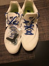 Nike Zoom Rival D 9 Mens Distance Racing Track Spikes 806556-100 Size 15