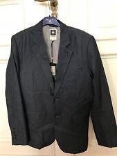 G-STAR RAW Omega Suit Blazer Costume Veste De Sport Veste Taille 50 bleu indigo Dye NEUF