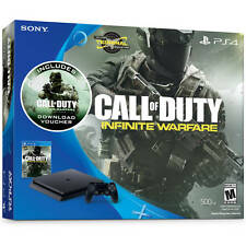 Sony 3001522 PS 4 500GB Console Call of Duty Infinite Warfare Legacy Bundle