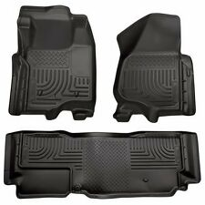 FITS 11-12 FORD SUPER DUTY HUSKY LINER WEATHERBEATER COMBO EXSTENDED CAB..