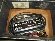 The Pro's Choice 3 bank 10 amp trolling motor battery onboard charger bass boat
