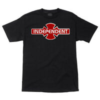 Independent Truck Company O.G.B.C. Skateboard Tee T-shirt Black Red M XL