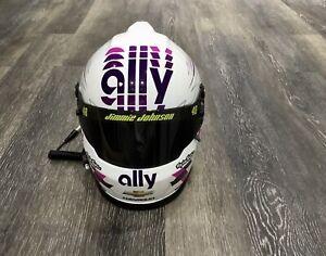 "2020 Jimmie Johnson "" Ally Financial "" Full Size Helmet - Same Day Ship"