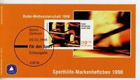 Bund Sport Markenheftchen 1998 MiNr. 1970 postfrisch MNH (P913