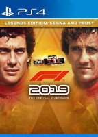 F1 2019 Legends Edition Upgrade DLC *PS4 Playstation 4 CD-KEY* 🔑🕹🎮