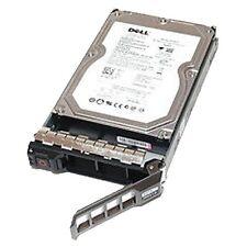 """Dell 750Gb Hot Plug SATA 7.2k Hard Drive 3.5"""" & Caddy for Dell PowerEdge Server"""