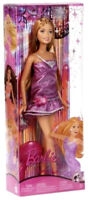 BARBIE FASHION FEVER DISCO PARTY - METALLIC PURPLE