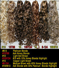 22''-24'' Synthetic Claw Clip Ponytail Hair Extension Clearance Sale !!!