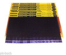 Microfich Ersatzteilkatalog Mazda E 1400 / E 1800 / E 2000 / E 2200 Stand 10/86