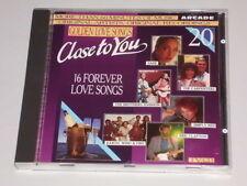 ARCADE GOLDEN LOVE SONGS 20 / CD   MIT ERIC CLAPTON ABBA THE EAGLES SADE