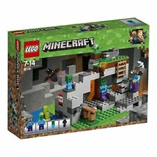 LEGO Minecraft The Zombie Cave 21141*BRAND NEW IN SEALED BOX*