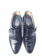 Gianni Versace Shoes Size EU 41 US 8 Italy Black Vibram Lug - Lux - awesome