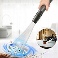 Car & Household Vacuum Cleaning Tool  Dust Cleaner Accessory Tiny Suction Tubes
