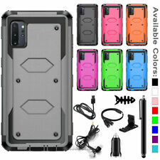 For Samsung Galaxy Note 10 Plus Case Shockproof Hybrid Hard Cover + Accessories