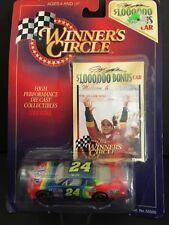 1997 Jeff Gordon $1,000,000 Million Bonus Car Winners Circle 1/64