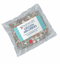 25 x 100cc PackFreshUSA OXYGEN ABSORBERS for Long Term Food Storage Preserve