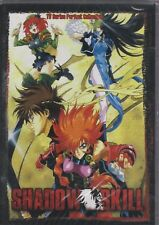Shadow Skill Complete TV Series Collection | English Audio | Anime (DVD)