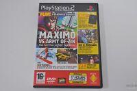 OFFICIAL MAGAZINE UK - DEMO 43 FEBRUARY 2004 - PlayStation 2 - Sony - PS2 - CIB