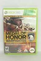 Medal of Honor: Warfighter Project Honer Edition (Microsoft Xbox 360, 2012)