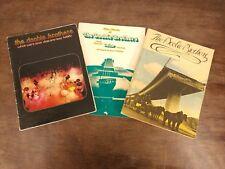Lot of 3 DOOBIE BROTHERS Songbooks 1973 1974 1978