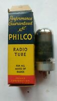 Vtg Philco Radio Tube # 7X6 Untested Boxed NOS NEW Made in USA