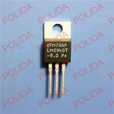 5PCS Low Dropout Regulator IC NSC TO-220 LM2940T-9.0 LM2940T-9.0/NOPB LM2940T-9