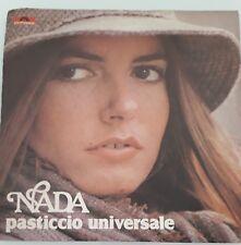 NADA - PASTICCIO UNIVERSALE 45 GIRI