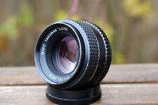 Pentax Asahi SMC Takumar 55mm f2.0 Lens (M42 fit)