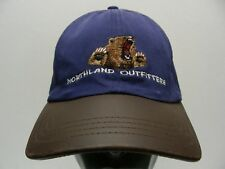NORTHLAND OUTFITTERS - ONE SIZE ADJUSTABLE STRAPBACK BALL CAP HAT