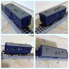 Modellismo dinamico: vagone motorizzato scala N, analogico per tutti i treni