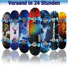 Skateboard Komplettboard Ahornholz Minicruiser 31 inch Holzboard ABEC-7 Rollen