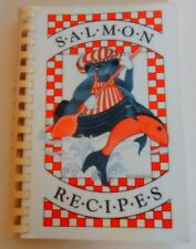 Salmon Recipes from Alaska by Cecilia Nibeck (1987, Spiral)