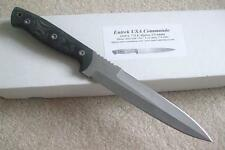 Entrek USA Commando Fighting Combat Knife Hand Made Ray Ennis New