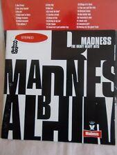 MADNESS - THE HEAVY HEAVY HITS - EU 23 TRK CD - SKA - 2 TONE - MOD - PUNK