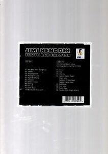 JIMI HENDRIX TRUTH AND EMOTION 2 SET CD NEW SEALED ISSUED 2005 PURPLE HAZE RECOR