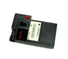 Intoximeters Alco-Senso Iv Breathalyzer Alcohol Meter Working