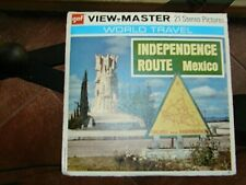 Independence Route Mexico view-master F006