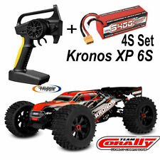 TEAM CORALLY C-00170 Kronos XP 6S 1/8 Monster Truck Lwb Rtr Brushless 4S Set