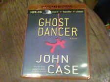 Ghost Dancer by John Case  MP3-CD unabridged