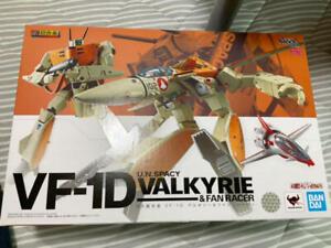 BANDAI DX Chogokin VF-1D Valkyrie & Fun Racer Macross New