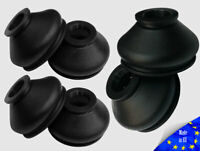 6x UNIVERSAL Silicone Tie Rod End Ball Joint Dust Boots Dust Cover Boot Gaiters